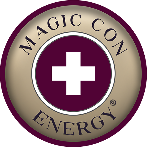 Magic Con Energy Logo healing