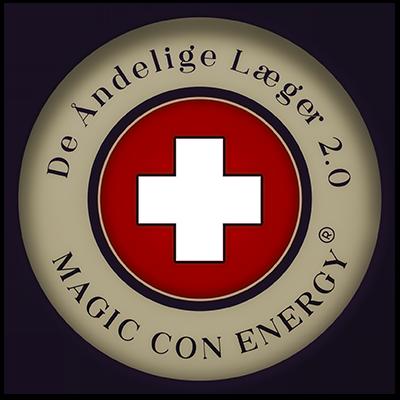Magic Con Energy registreret logo